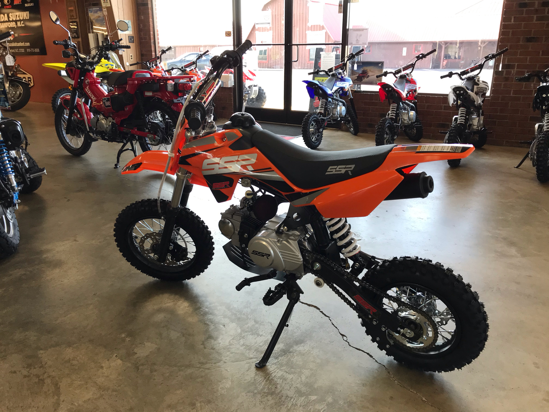2021 SSR Motorsports SR110 Semi in Sanford, North Carolina - Photo 6