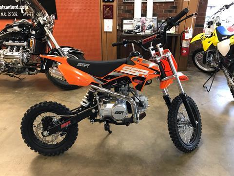 2021 SSR Motorsports SR125 Semi in Sanford, North Carolina - Photo 1