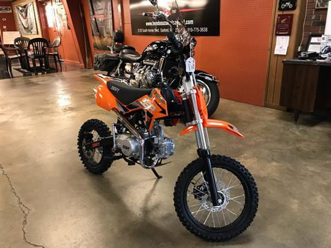 2021 SSR Motorsports SR125 Semi in Sanford, North Carolina - Photo 2