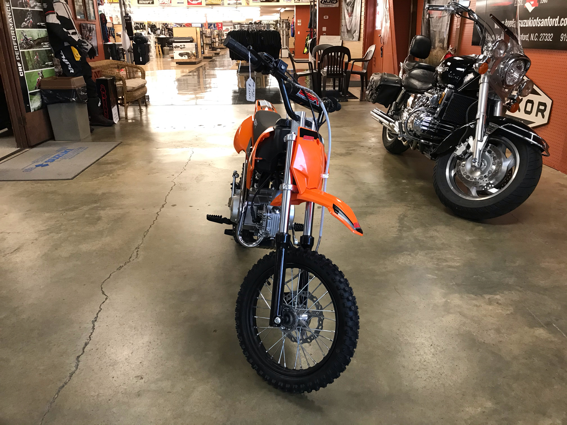 2021 SSR Motorsports SR125 Semi in Sanford, North Carolina - Photo 3