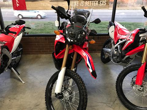 2019 Honda CRF250L Rally in Sanford, North Carolina - Photo 2