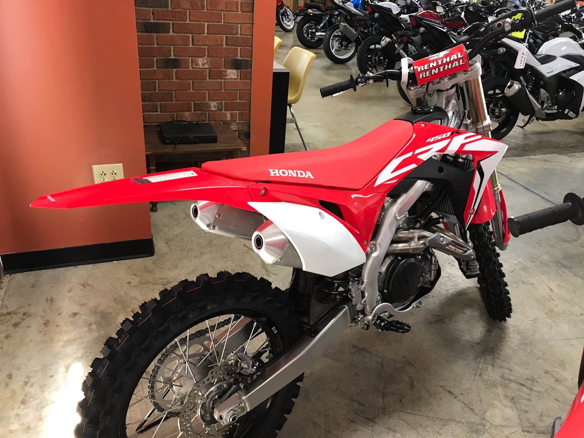 2019 Honda CRF450R in Sanford, North Carolina - Photo 6