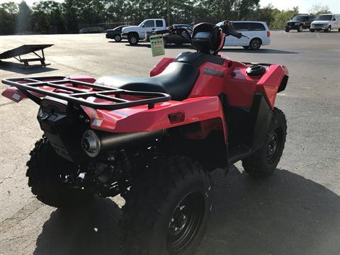 2020 Suzuki KingQuad 500AXi in Sanford, North Carolina - Photo 5