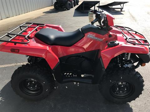2020 Suzuki KingQuad 500AXi in Sanford, North Carolina - Photo 6