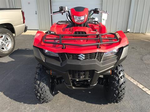 2020 Suzuki KingQuad 500AXi in Sanford, North Carolina - Photo 8