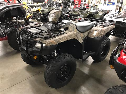 2020 Honda FourTrax Foreman 4x4 EPS in Sanford, North Carolina - Photo 5