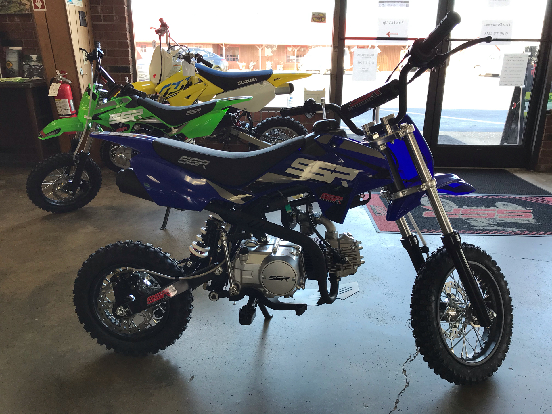 2021 SSR Motorsports SR110 Semi in Sanford, North Carolina - Photo 2