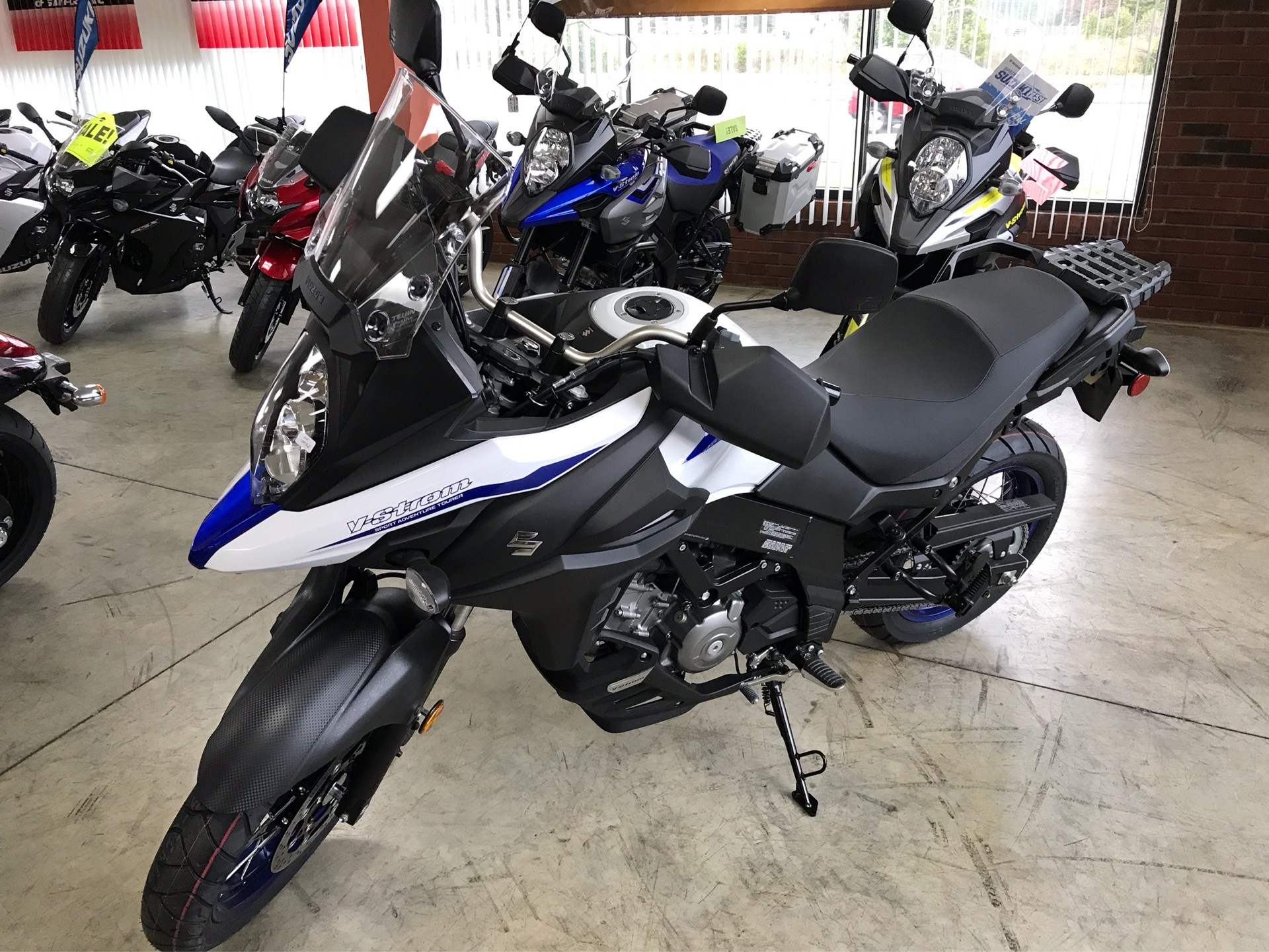 2019 Suzuki V-Strom 650XT in Sanford, North Carolina - Photo 4