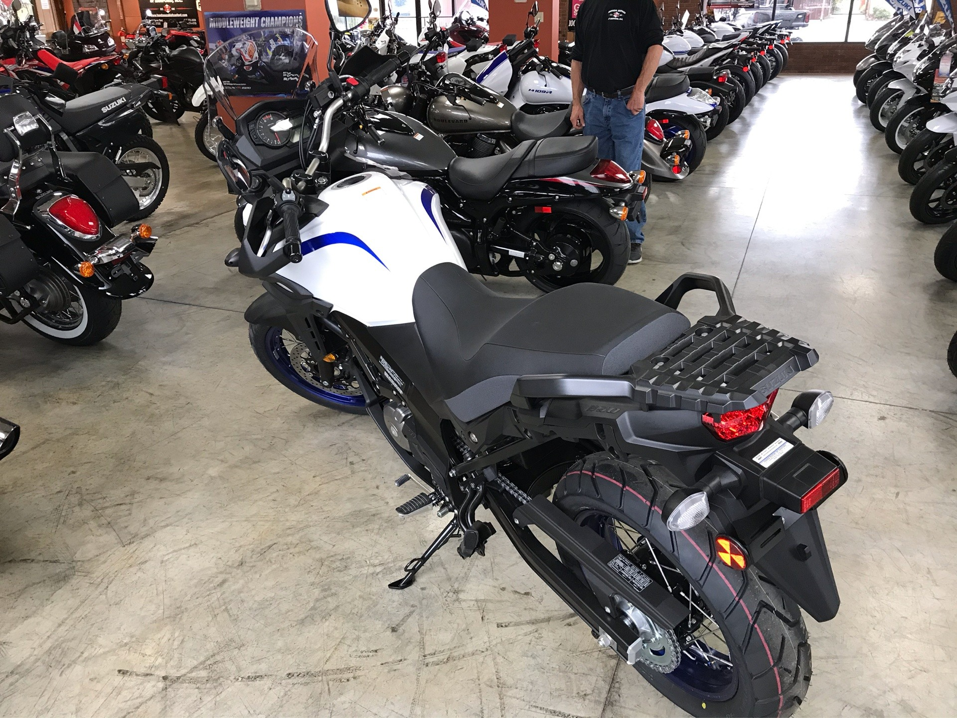 2019 Suzuki V-Strom 650XT in Sanford, North Carolina - Photo 6