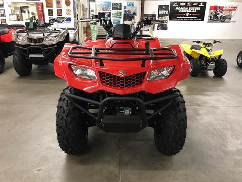 2021 Suzuki KingQuad 400ASi in Sanford, North Carolina - Photo 4