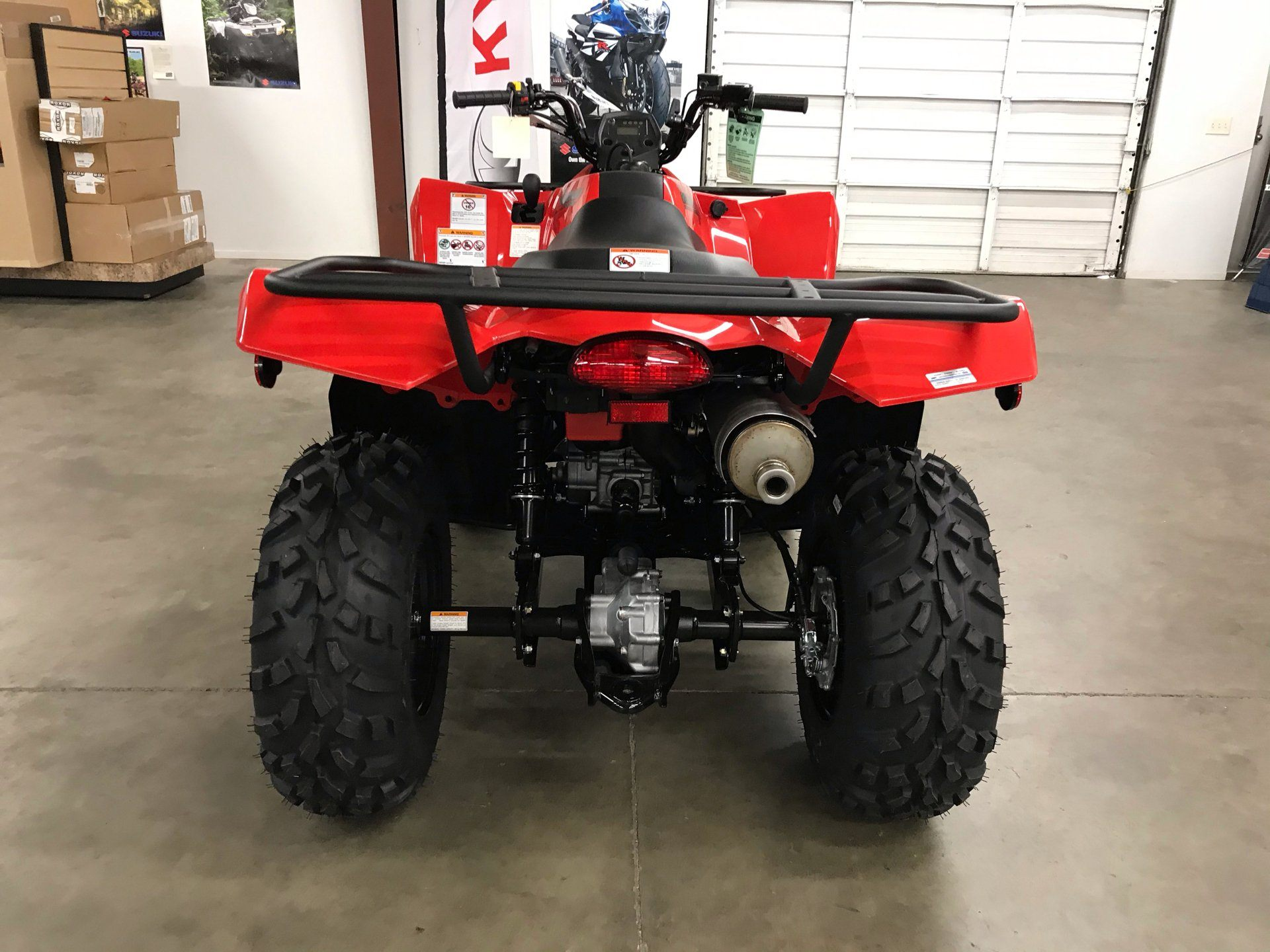 2021 Suzuki KingQuad 400ASi in Sanford, North Carolina - Photo 7