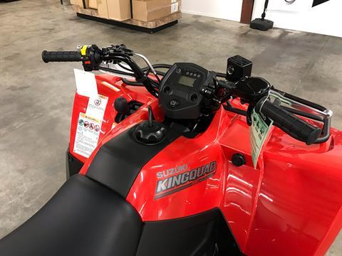 2021 Suzuki KingQuad 400ASi in Sanford, North Carolina - Photo 8