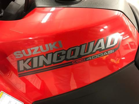 2021 Suzuki KingQuad 400ASi in Sanford, North Carolina - Photo 11