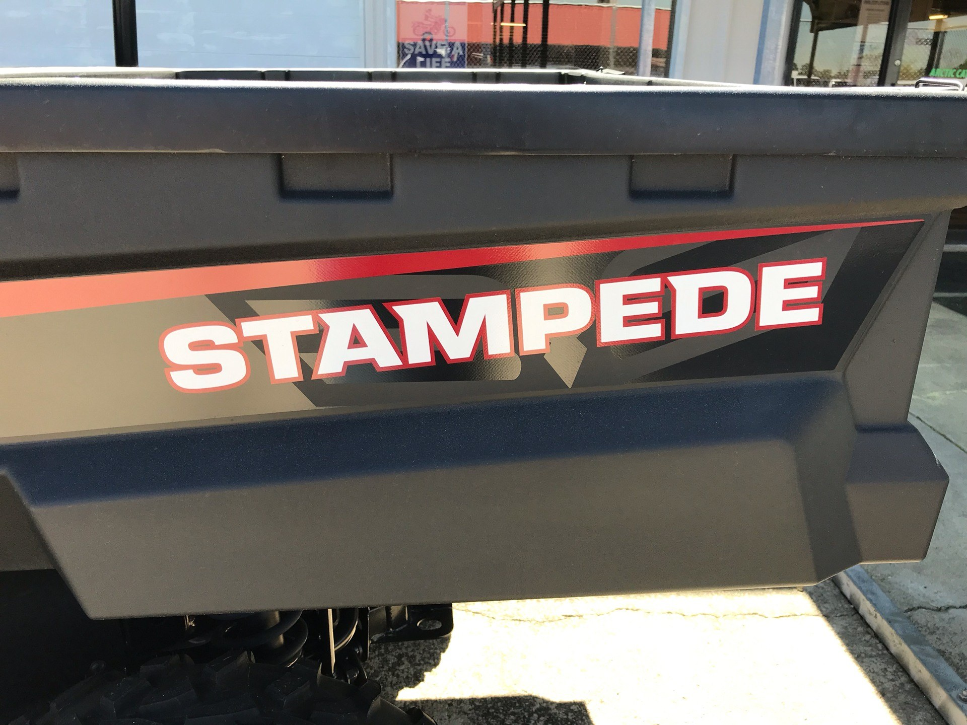 2018 Textron Off Road Stampede 4 in Sanford, North Carolina
