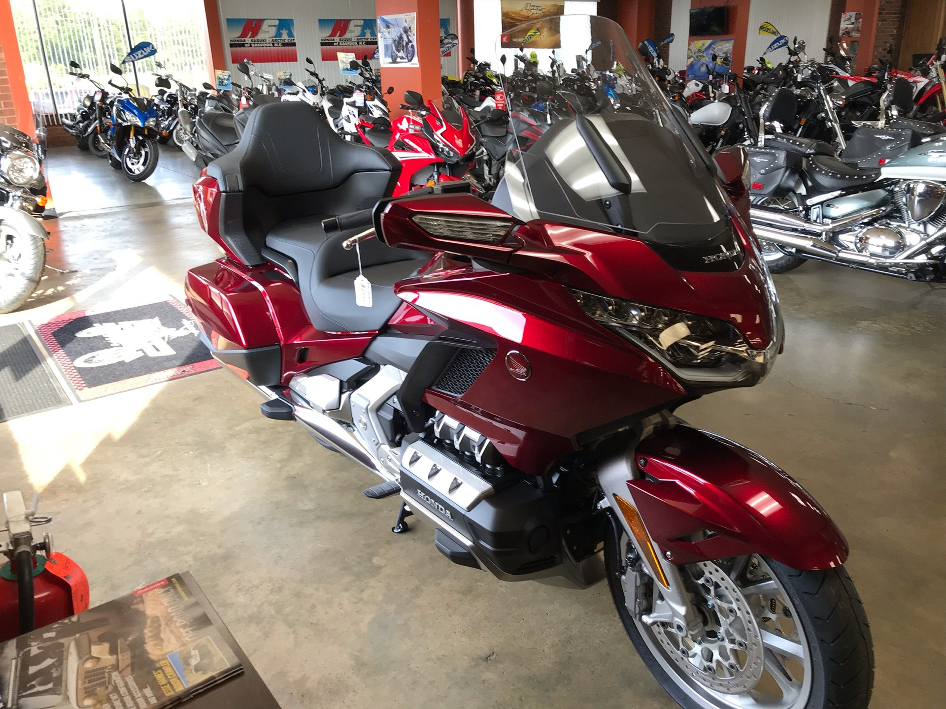2019 Honda Gold Wing Tour in Sanford, North Carolina - Photo 1