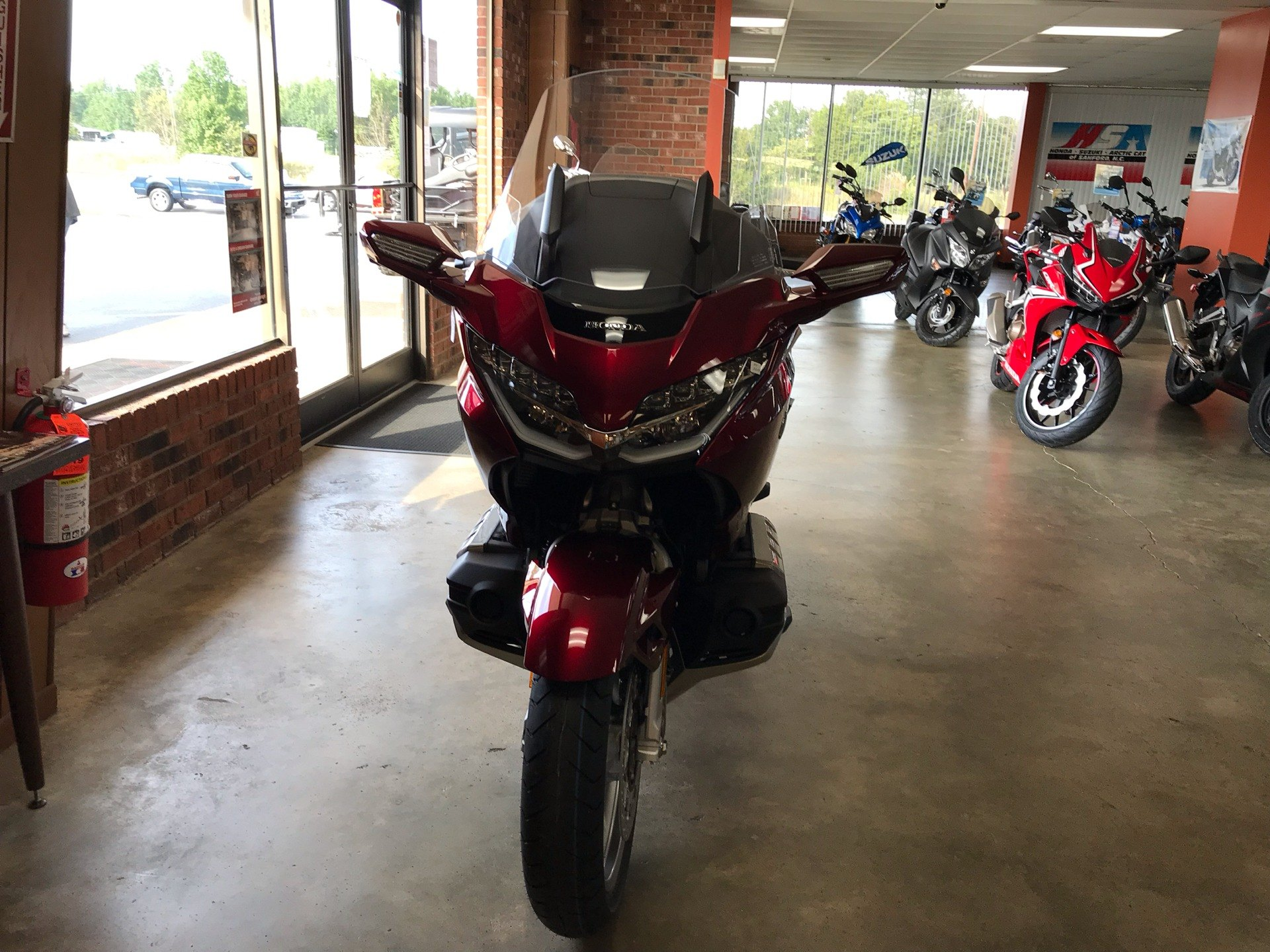 2019 Honda Gold Wing Tour in Sanford, North Carolina - Photo 8