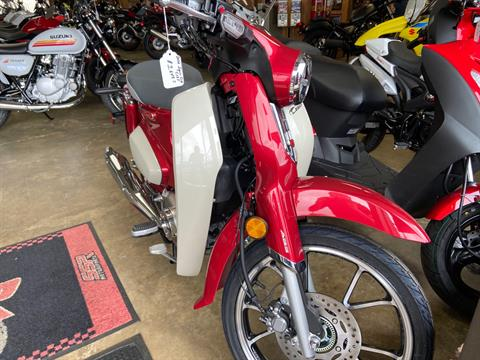2020 Honda Super Cub C125 ABS in Sanford, North Carolina - Photo 3