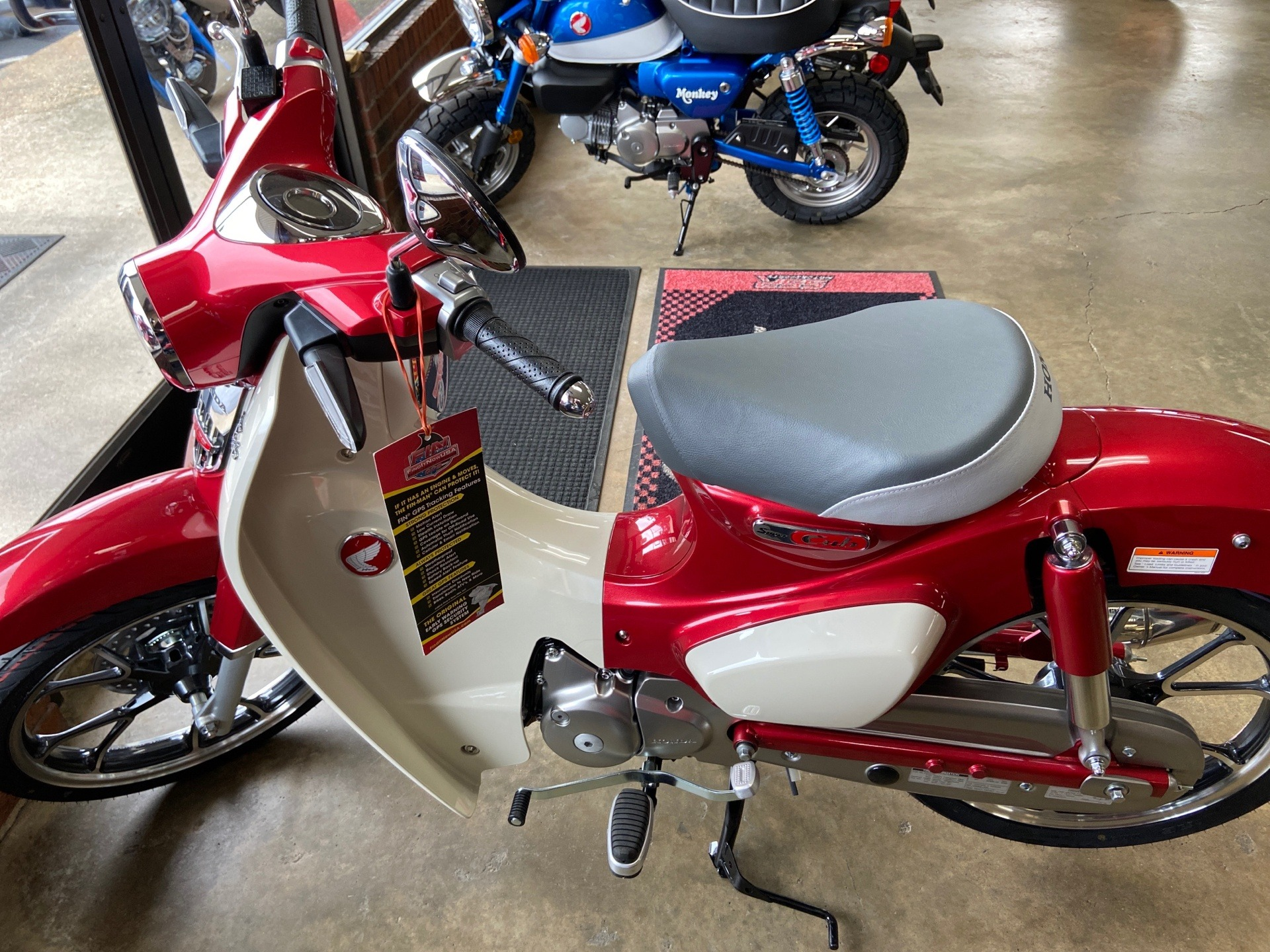 2020 Honda Super Cub C125 ABS in Sanford, North Carolina - Photo 4