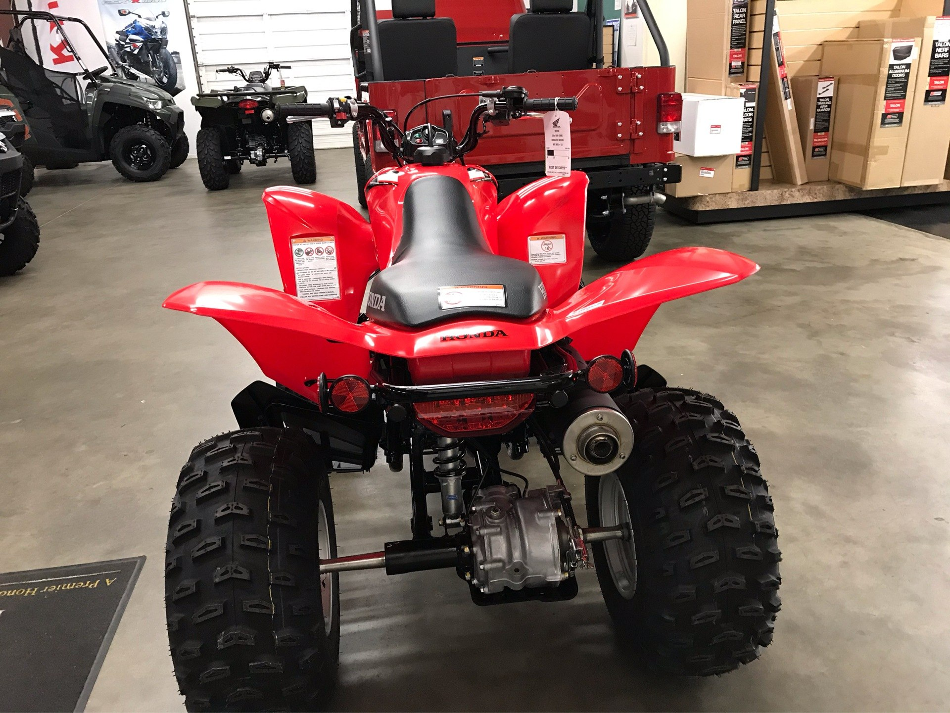 2020 Honda TRX250X in Sanford, North Carolina - Photo 4