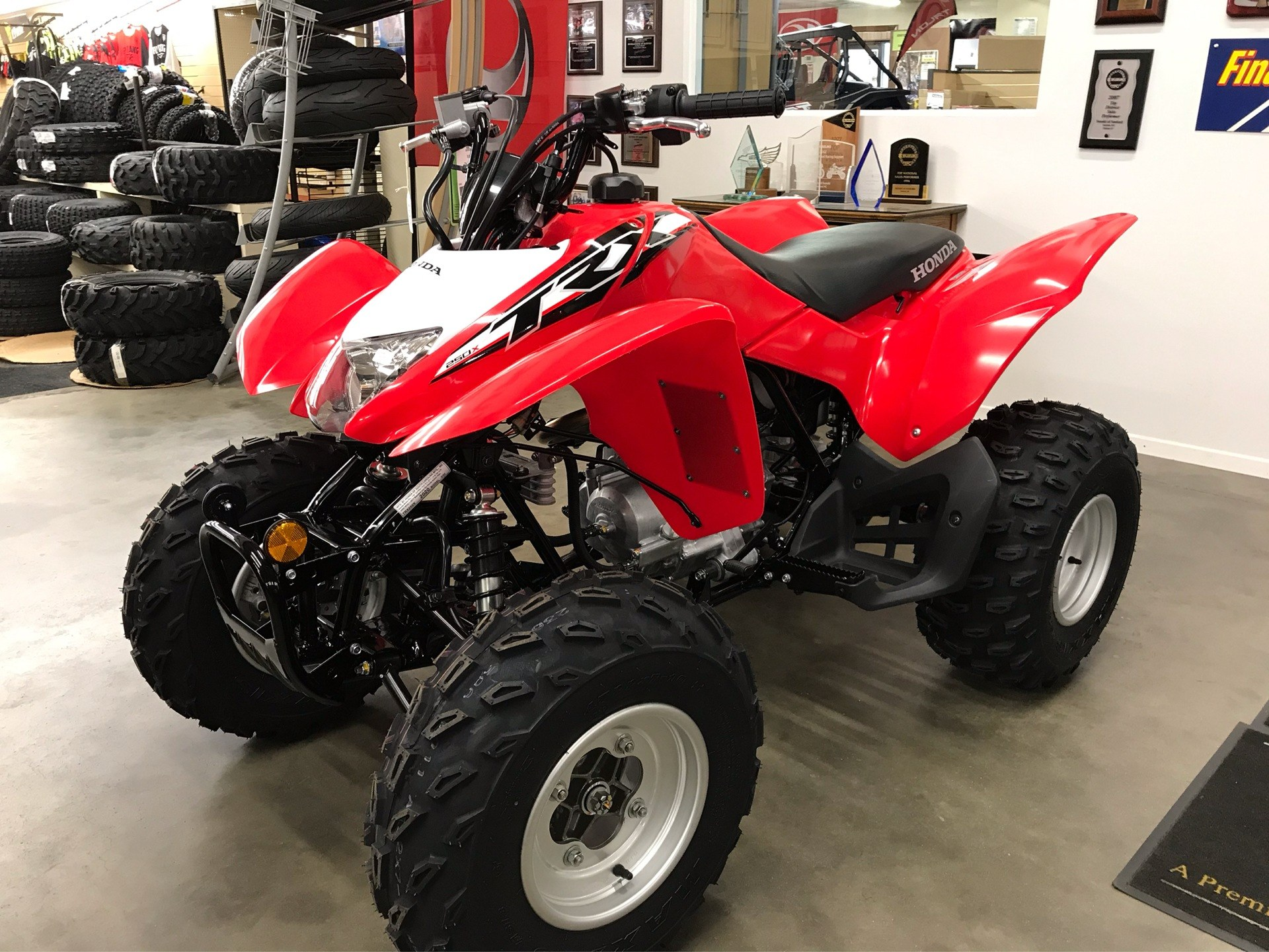 2020 Honda TRX250X in Sanford, North Carolina - Photo 9