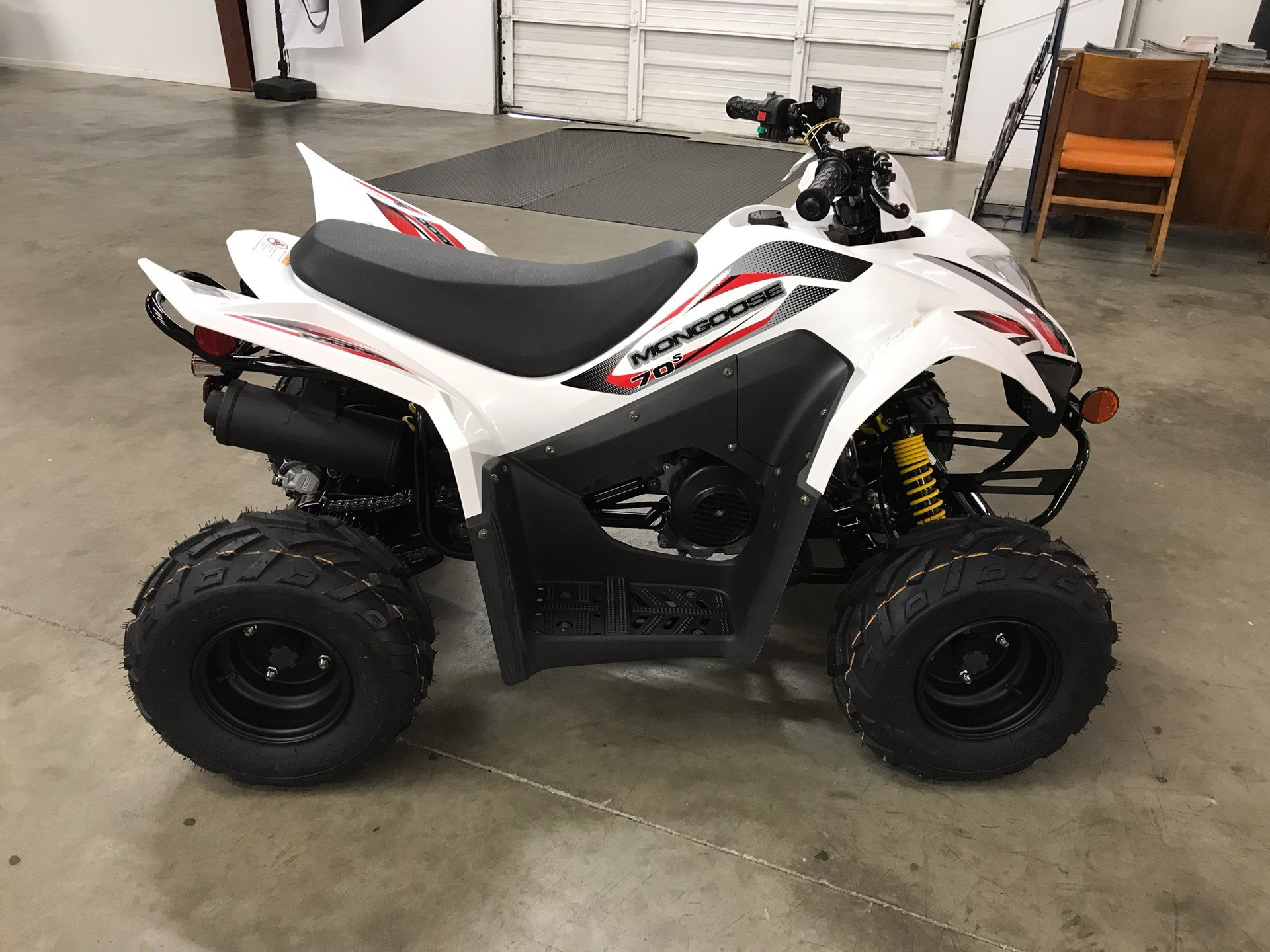 2019 Kymco Mongoose 70s in Sanford, North Carolina - Photo 1