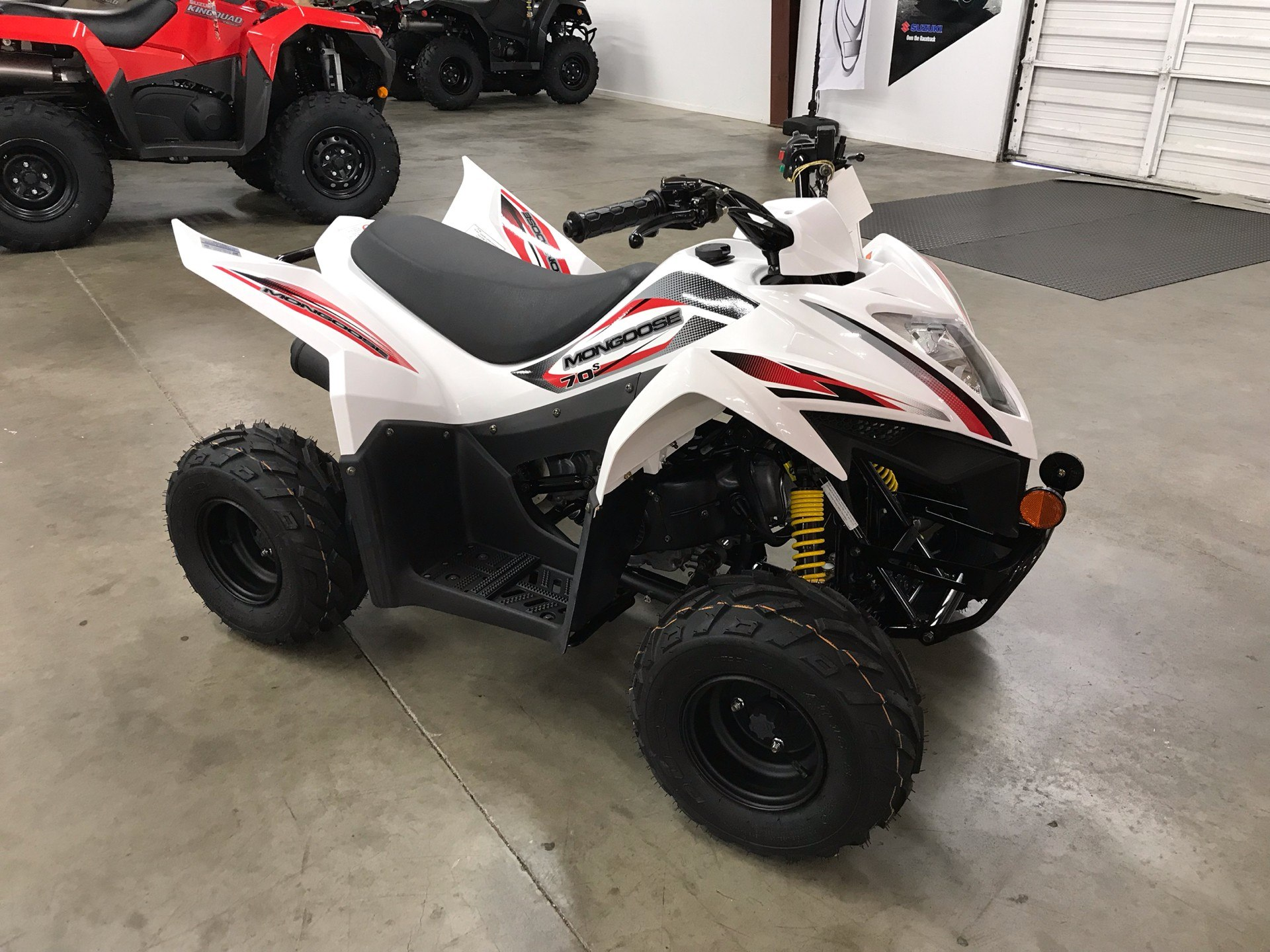 2019 Kymco Mongoose 70s in Sanford, North Carolina - Photo 3