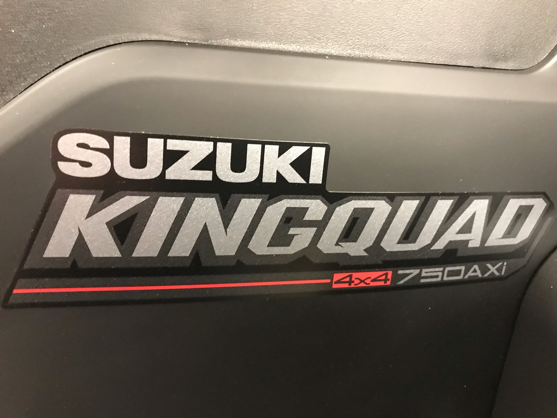 2019 Suzuki KingQuad 750AXi Power Steering SE+ in Sanford, North Carolina - Photo 11