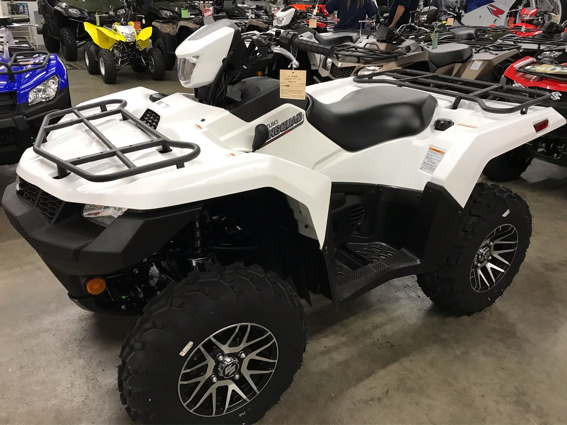 2020 Suzuki KingQuad 750AXi Power Steering SE in Sanford, North Carolina - Photo 1