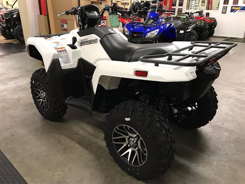 2020 Suzuki KingQuad 750AXi Power Steering SE in Sanford, North Carolina - Photo 3