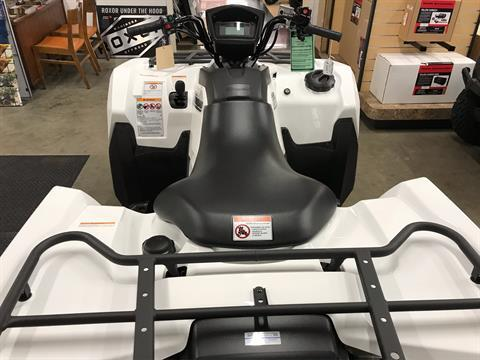 2020 Suzuki KingQuad 750AXi Power Steering SE in Sanford, North Carolina - Photo 5