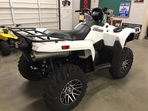 2020 Suzuki KingQuad 750AXi Power Steering SE in Sanford, North Carolina - Photo 6
