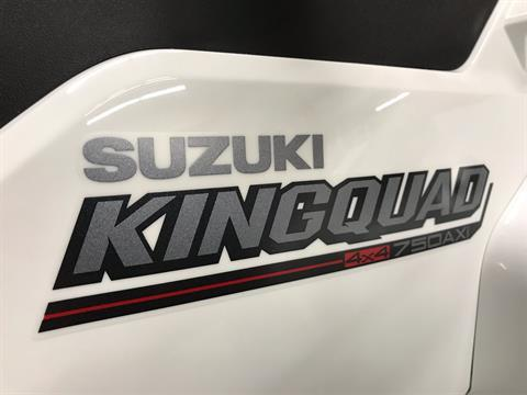 2020 Suzuki KingQuad 750AXi Power Steering SE in Sanford, North Carolina - Photo 12
