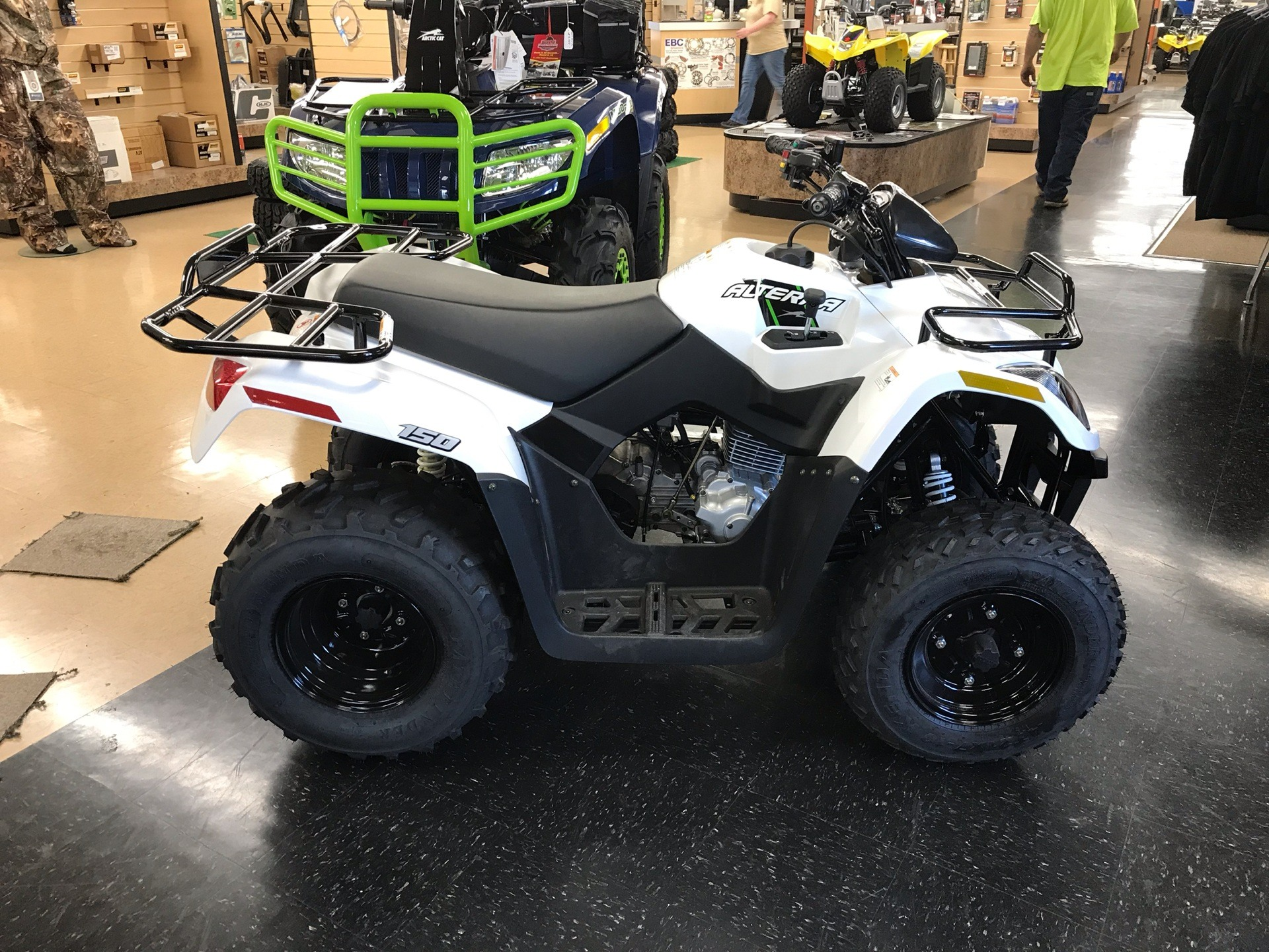 2018 Textron Off Road Alterra 150 in Sanford, North Carolina - Photo 1