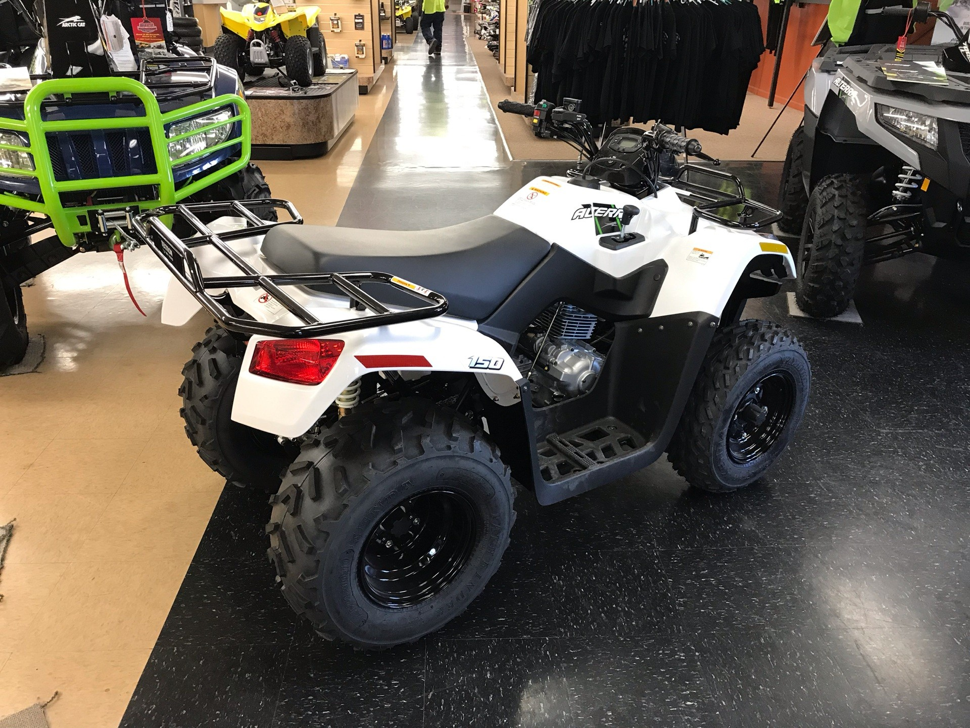 2018 Textron Off Road Alterra 150 in Sanford, North Carolina - Photo 3