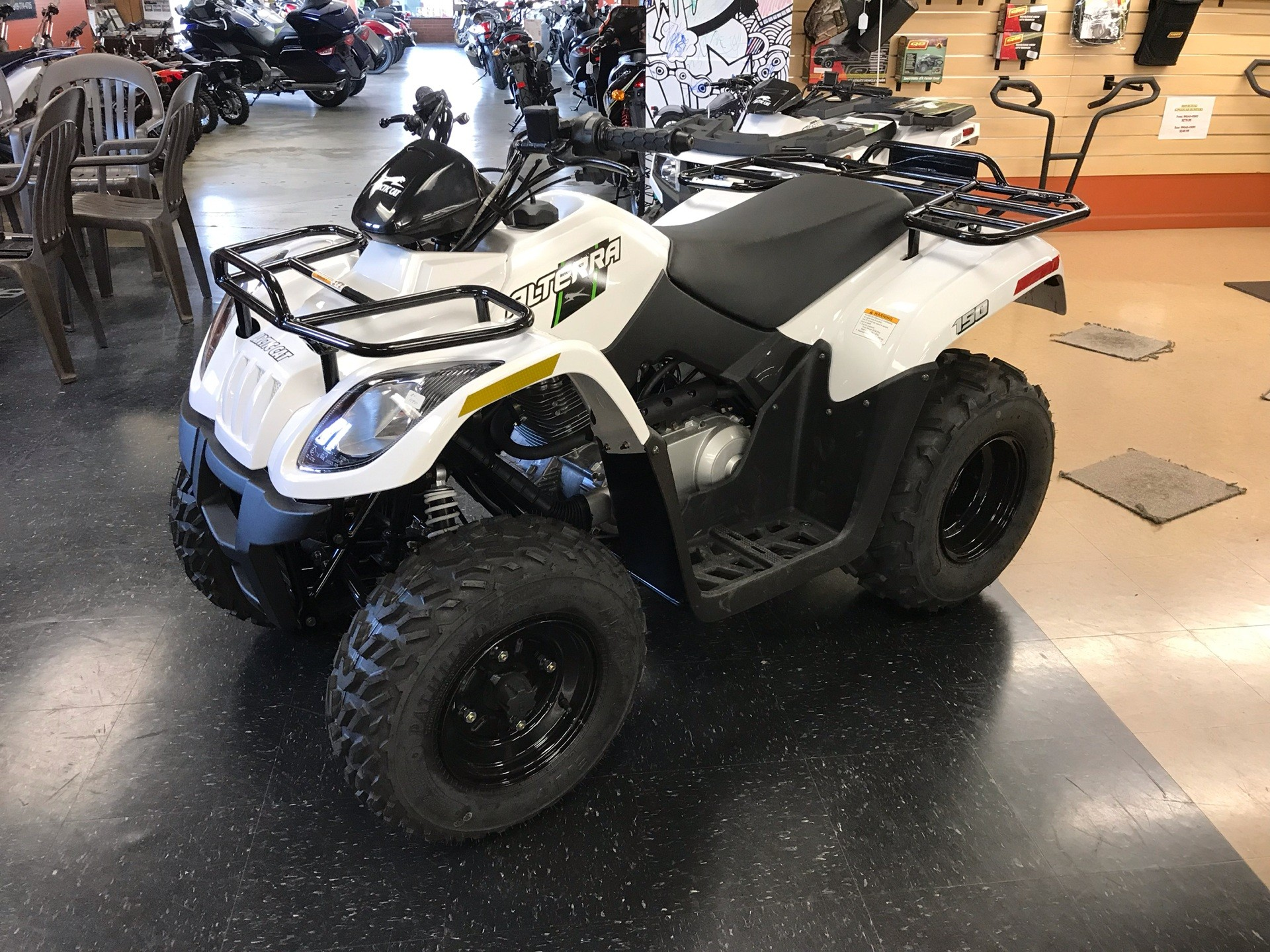 2018 Textron Off Road Alterra 150 in Sanford, North Carolina - Photo 6