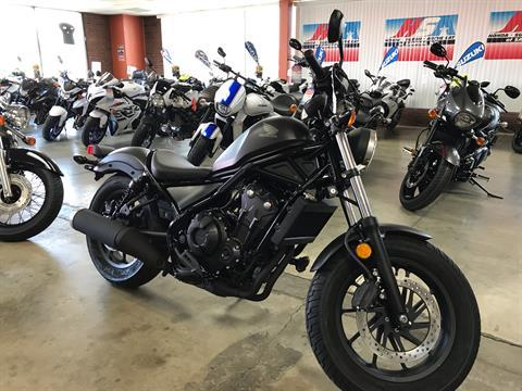 2019 Honda Rebel 500 in Sanford, North Carolina - Photo 4