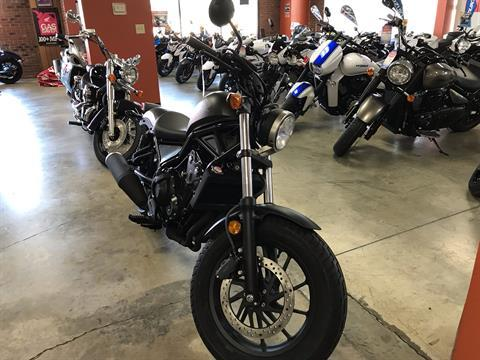 2019 Honda Rebel 500 in Sanford, North Carolina - Photo 5