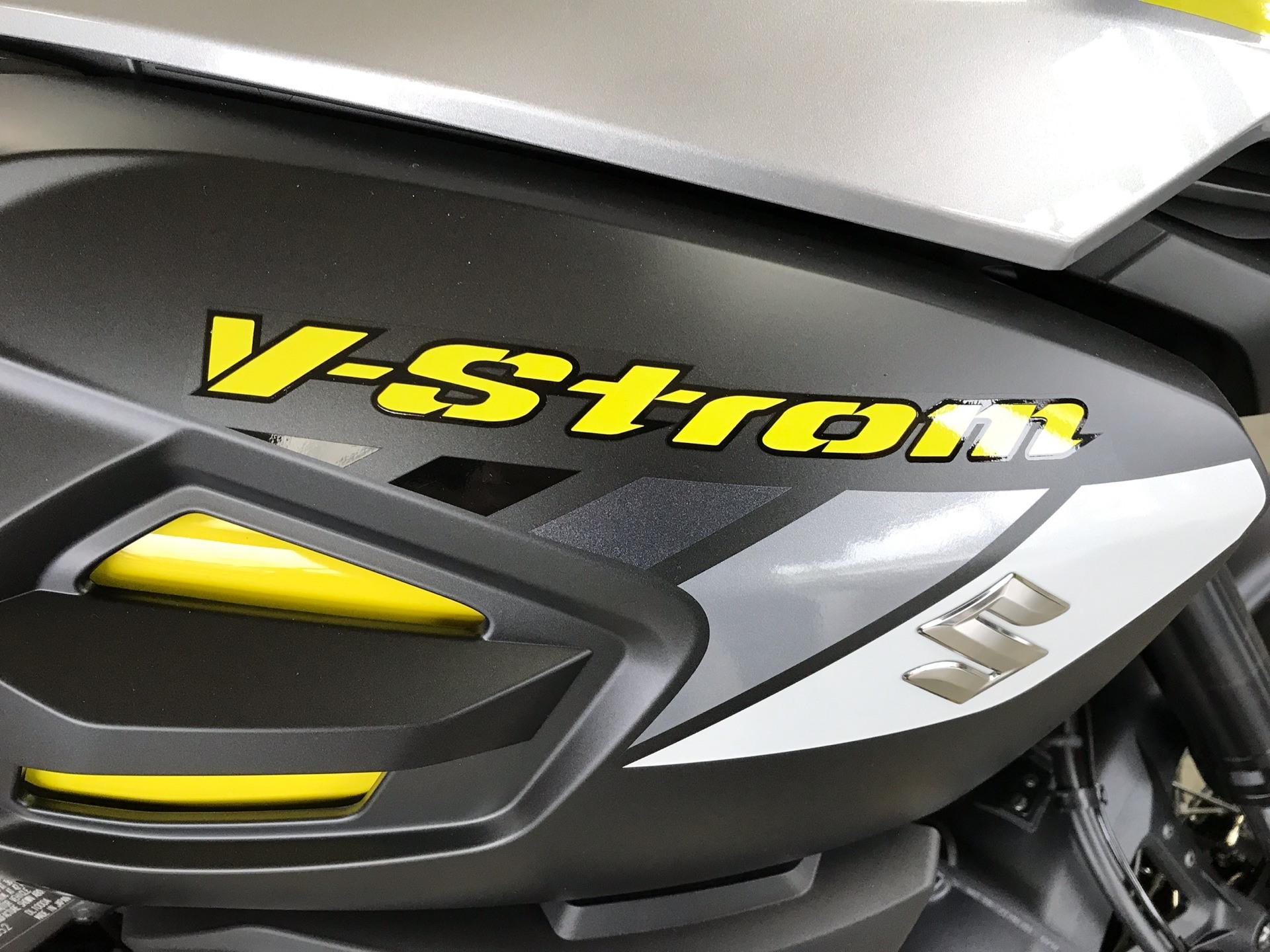 2018 Suzuki V-Strom 1000XT 10