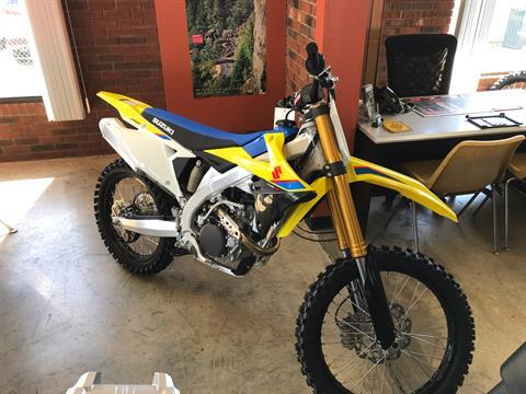 2019 Suzuki RM-Z250 in Sanford, North Carolina - Photo 2