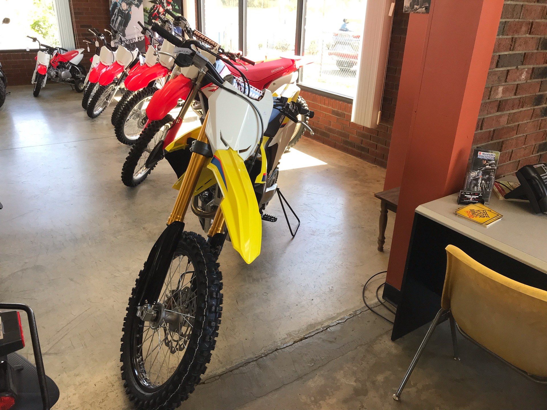 2019 Suzuki RM-Z250 in Sanford, North Carolina - Photo 4