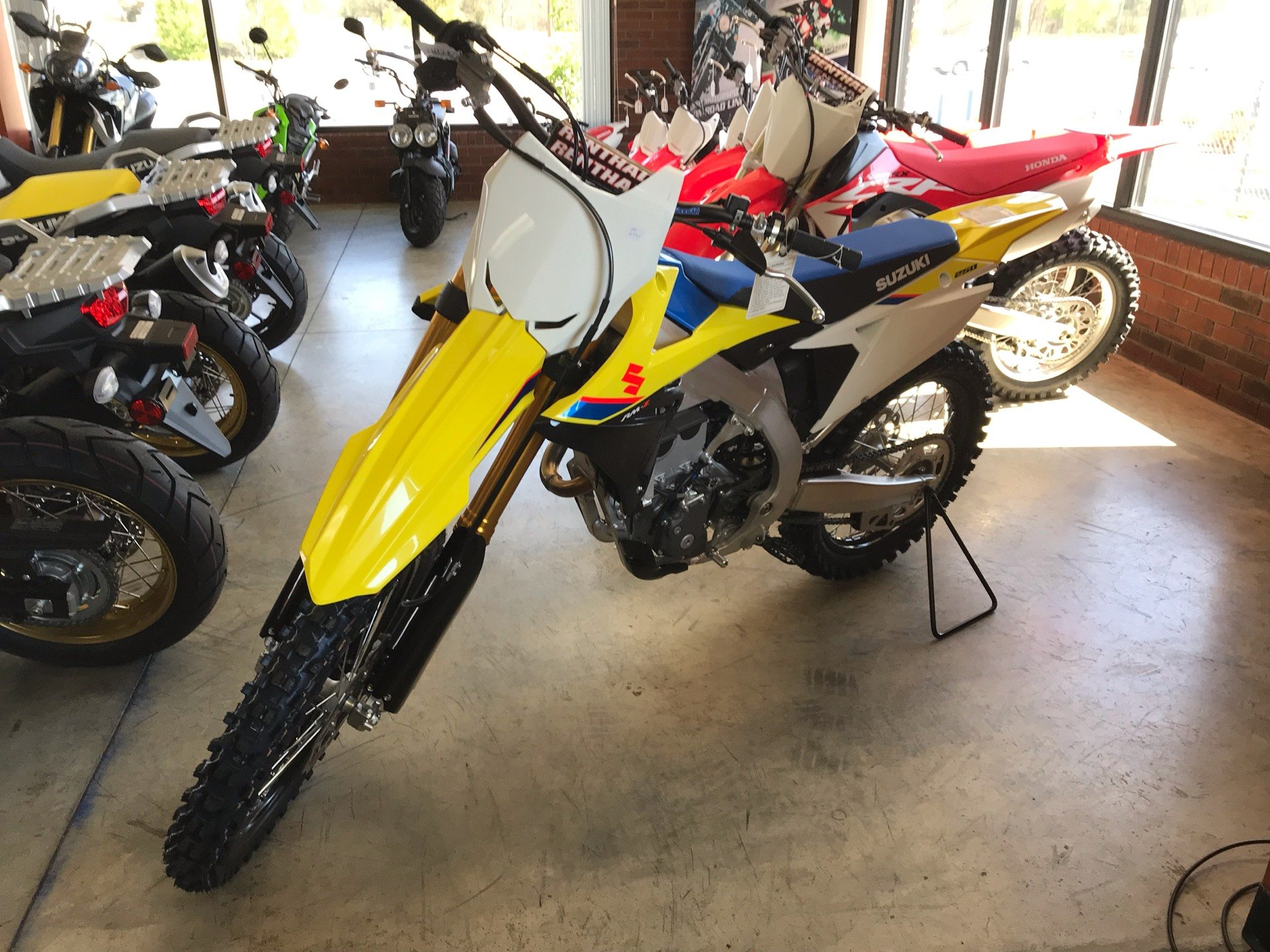 2019 Suzuki RM-Z250 in Sanford, North Carolina - Photo 5