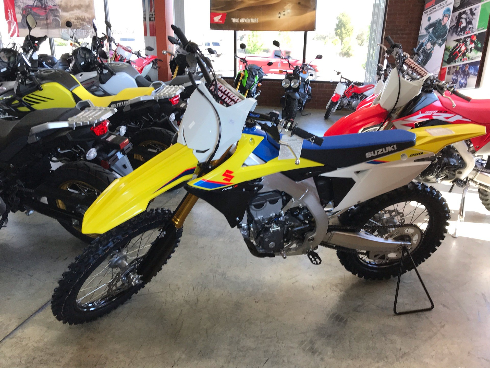 2019 Suzuki RM-Z250 in Sanford, North Carolina - Photo 6