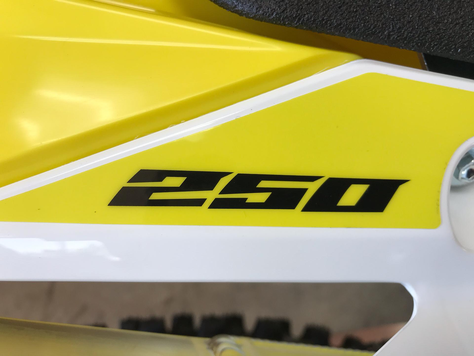 2019 Suzuki RM-Z250 in Sanford, North Carolina - Photo 10