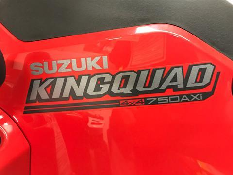 2020 Suzuki KingQuad 750AXi Power Steering in Sanford, North Carolina - Photo 11