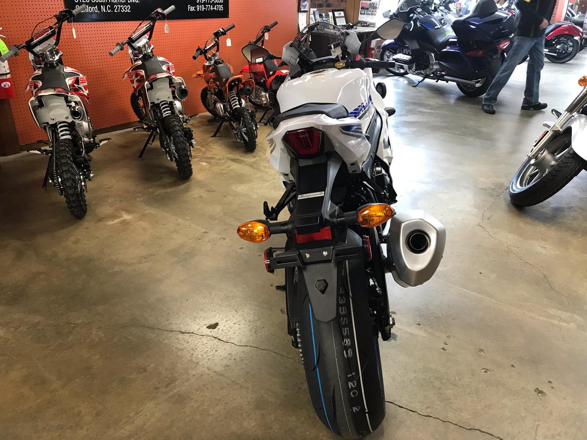 2018 Suzuki GSX-R1000 ABS in Sanford, North Carolina