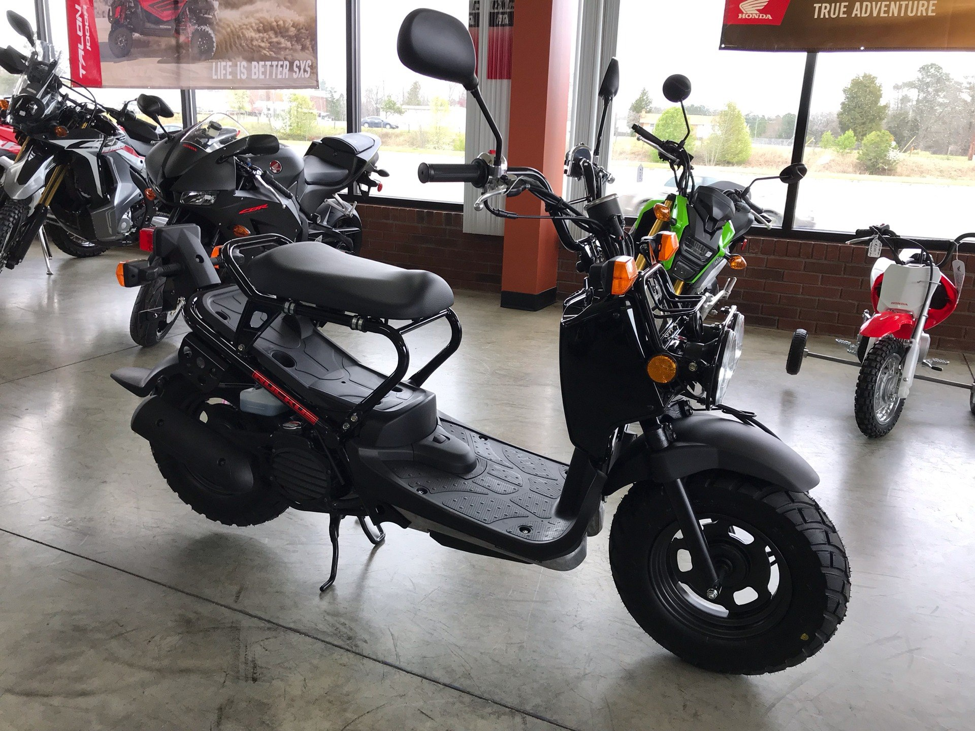 2019 Honda Ruckus in Sanford, North Carolina - Photo 1