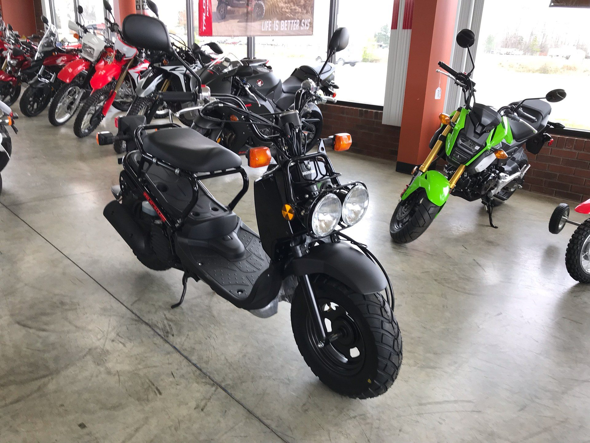 2019 Honda Ruckus in Sanford, North Carolina - Photo 3