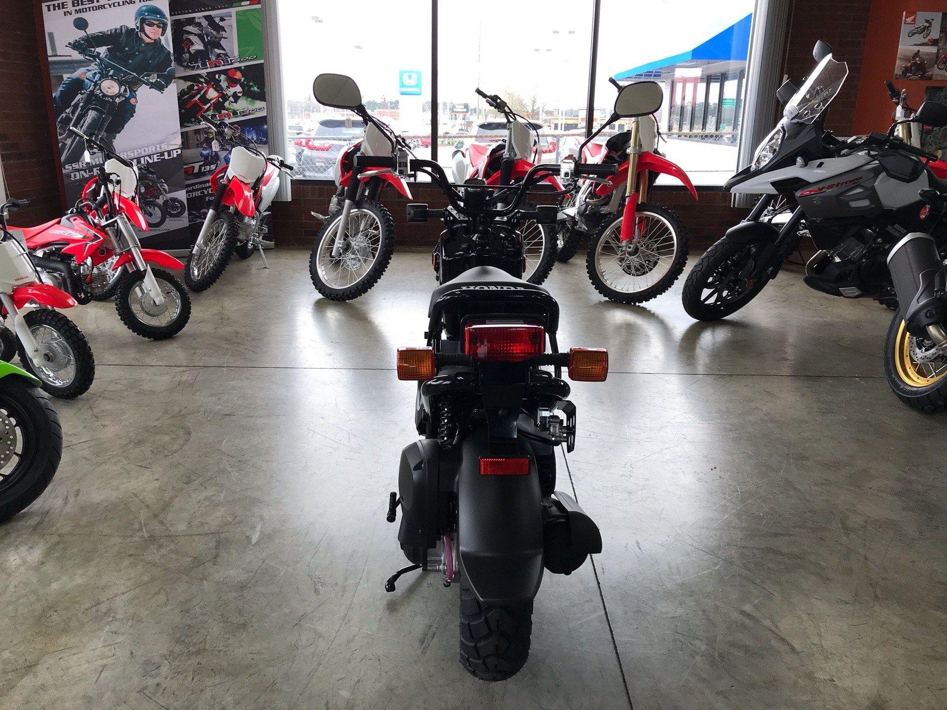 2019 Honda Ruckus in Sanford, North Carolina - Photo 8
