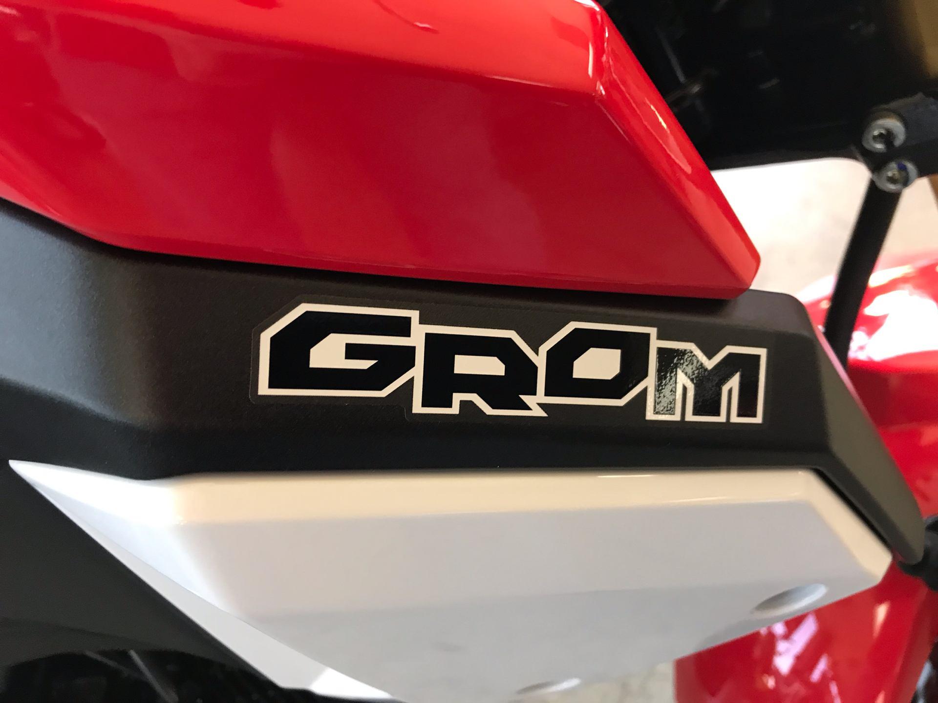 2019 Honda Grom in Sanford, North Carolina