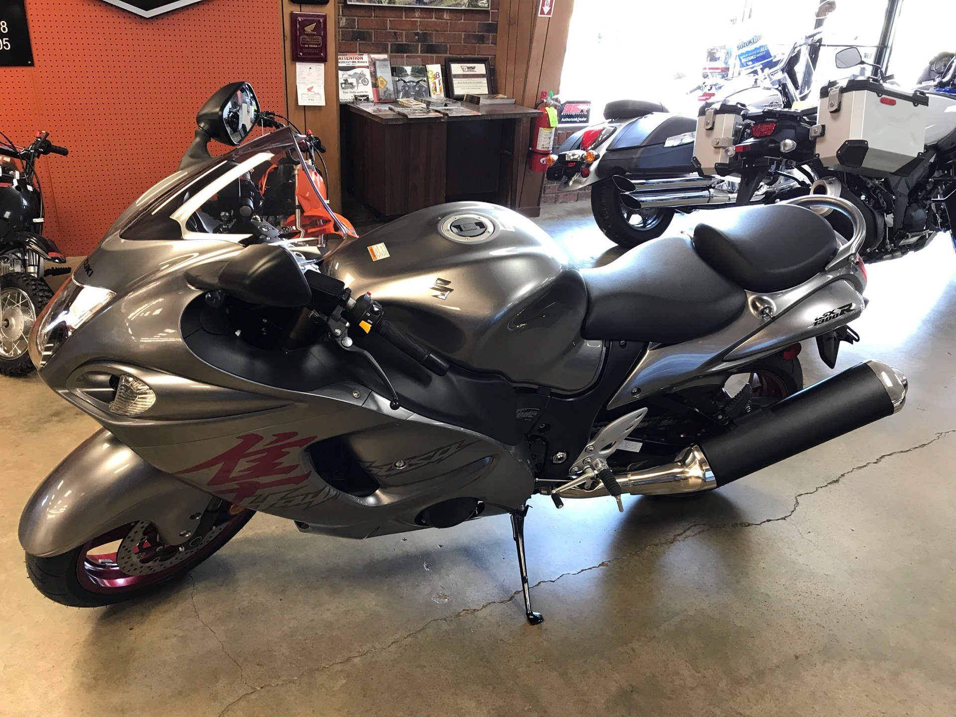 2019 Suzuki Hayabusa in Sanford, North Carolina - Photo 5